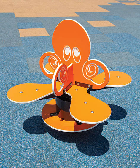 Octopus Motion Toy