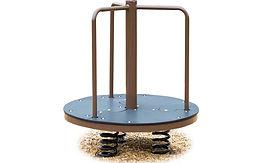 Rock-A-Round Playground Spinner