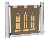 Castle Window Panel