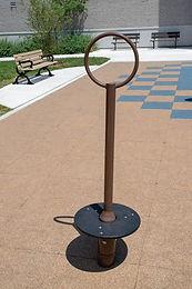 Standing Playground Super Spinner