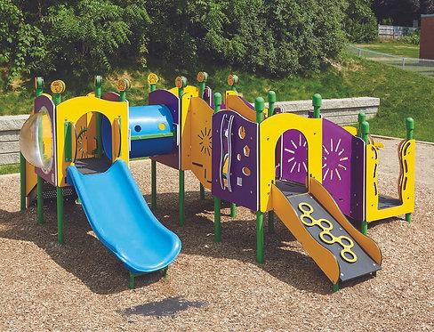 PlayTots Playground Structure - Model PT20159