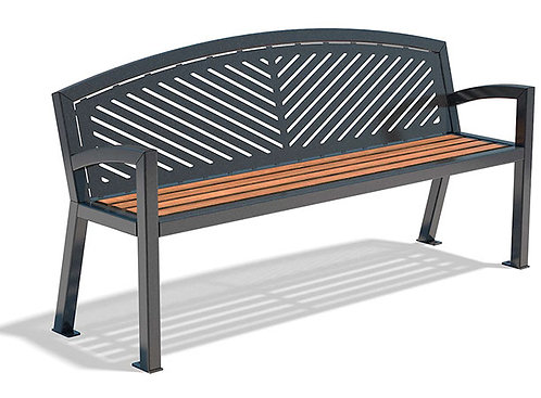 Vista Moraine Series Bench - MHLAI6-DIAG