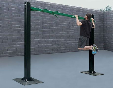 StayFIT  SuperMAX Two Person Pull-Up Station