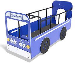 Playground City Bus
