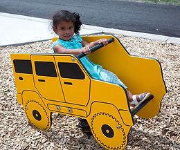 Playground SUV Motion Toy