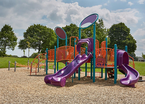 PlaySteel MAX Playground Structure - Model B503392