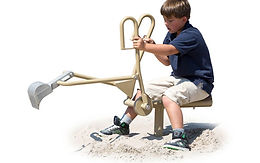 Playground Sand Digger