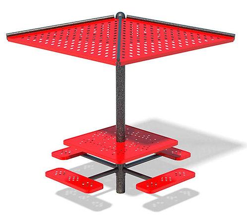 Shade Series Picnic Table - Model SD002-H