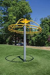 Orbiter Playground Spinner