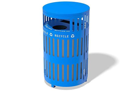 Recycling Receptacle - Model RU009
