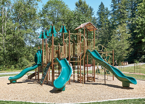 PlaySteel FIT Playground Structure - Model B306614