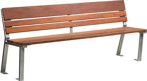 Rideau Series Bench - Model RHI6-AL