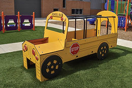 Playground School Bus