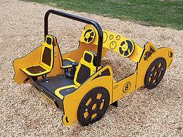 Playground Junior Sports Car