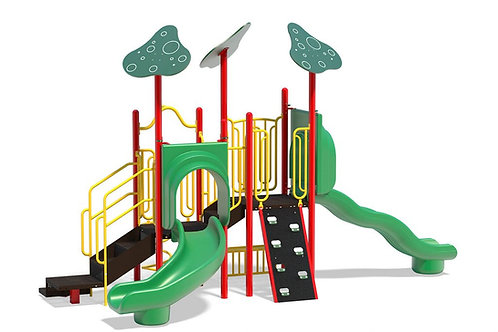 PlaySteel FIT Playground Structure - Model B303145