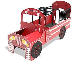 Playground Fire Engine