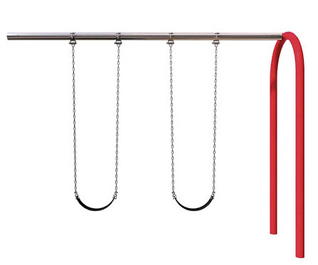 Extend-A-Bay Arch Swing - 10 Foot