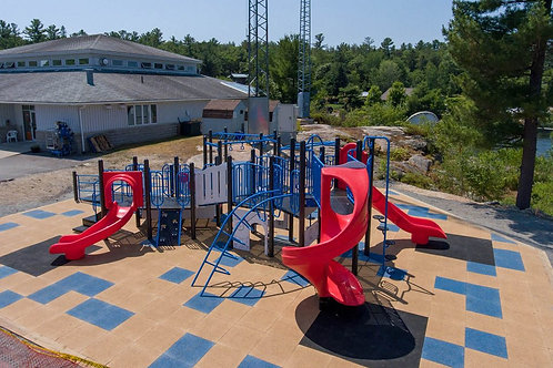 PlaySteel MAX Playground Structure - Model B502798