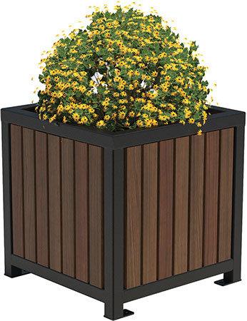 Planter - Model PL002I-AL