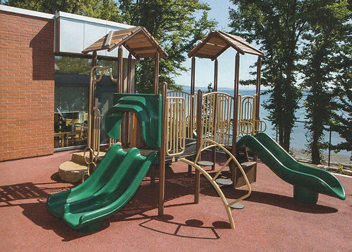 PlaySteel FIT Playground Structure - Model B306622