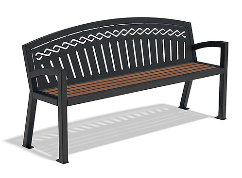 Vista Moraine Series Bench MHLI6-INF