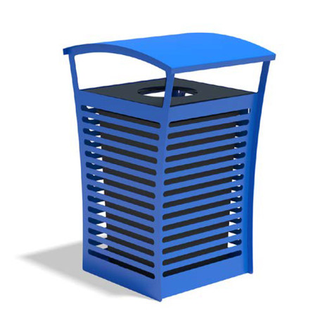 Custom Tapered Trash Receptacle.jpg