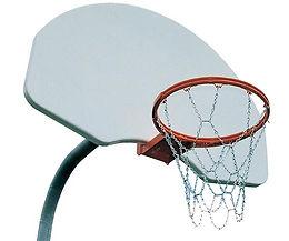 Cantilever Standard Basketball Hoop