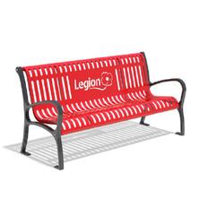 Erie Custom Bench with Tahoe Frame.jpg