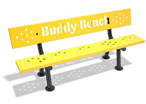 Buddy Bench - Model PB100-S-PT-BB
