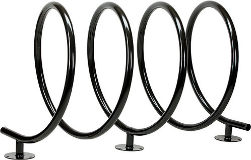 Spiral Bicycle Rack - Model BR107-S