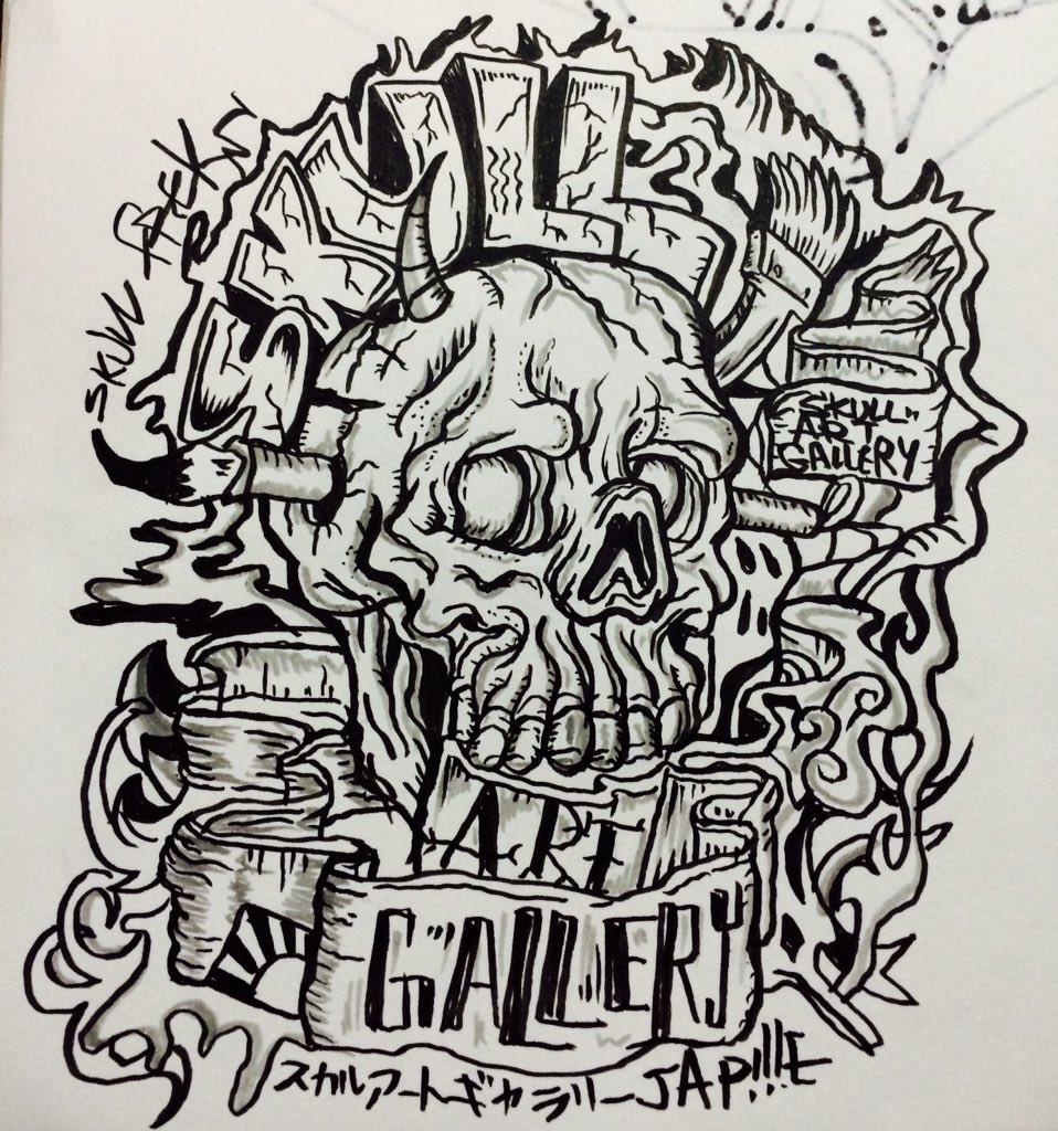 SKULL GALLERY JAPAN