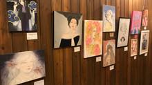 【出展作家募集】第20回魅惑の女性画展