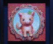 14Happy days 273×273㎜ 2019年 額装.JPG