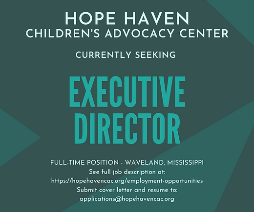 20200824 - HHCAC seeks Executive Directo