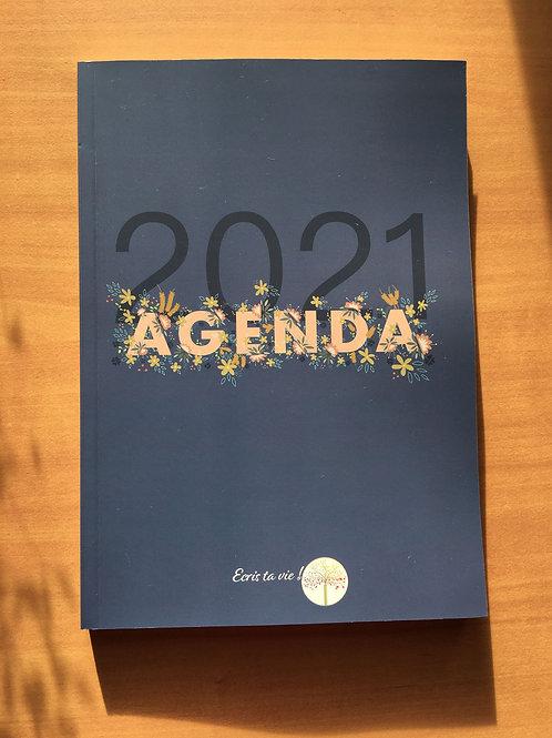 couverture agenda illustrée