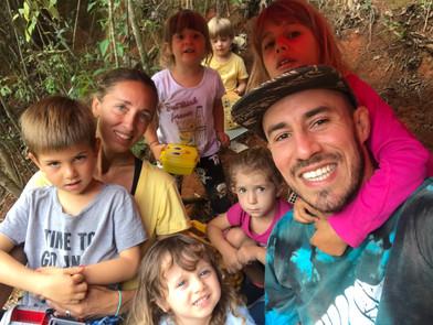Familia Asas da Floresta