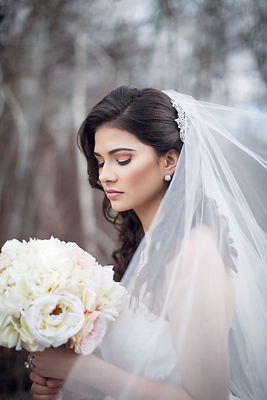 Edmonton Bridal Makeup