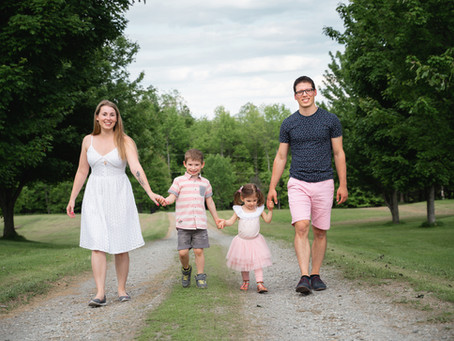 Une belle famille dont tout(e) photographe voudrait photographier