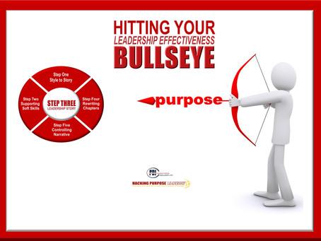 Hitting Your Leadership Effectiveness Bullseye