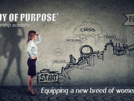 Lady of Purpose® Leadership Academy