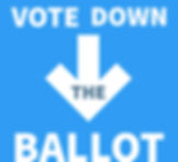 Vote down the ballot