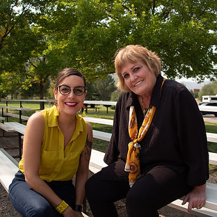 Garfield County Commissioner Candidates Beatriz Soto and Leslie Robinson
