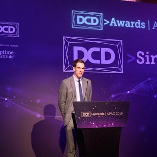 DCD APAC Awards 2019