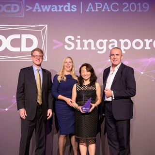 Outstanding Industry Contribution: Jacqueline Chan, Director at DSCO Group