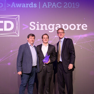 Business Leader of the Year: Jeremy Deutsch, President Asia Pacific at Equinix