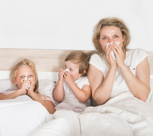 Who Is Most Likely To Get Sick In Your Family?