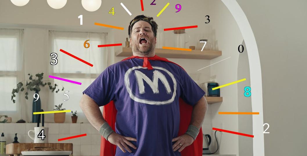 Hombre Matemáticas