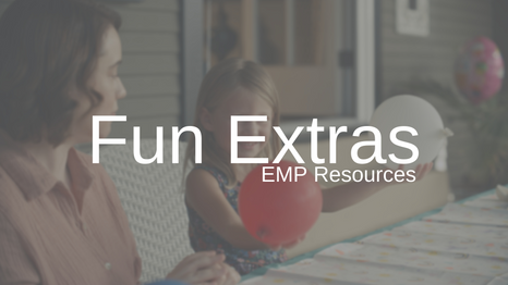 Fun Extras for Wide World of Math: Balloon Party