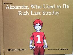 Alexander Who Used to be Rich Last Sunda