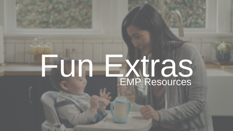 Fun Extras for California Dad: Meal Time